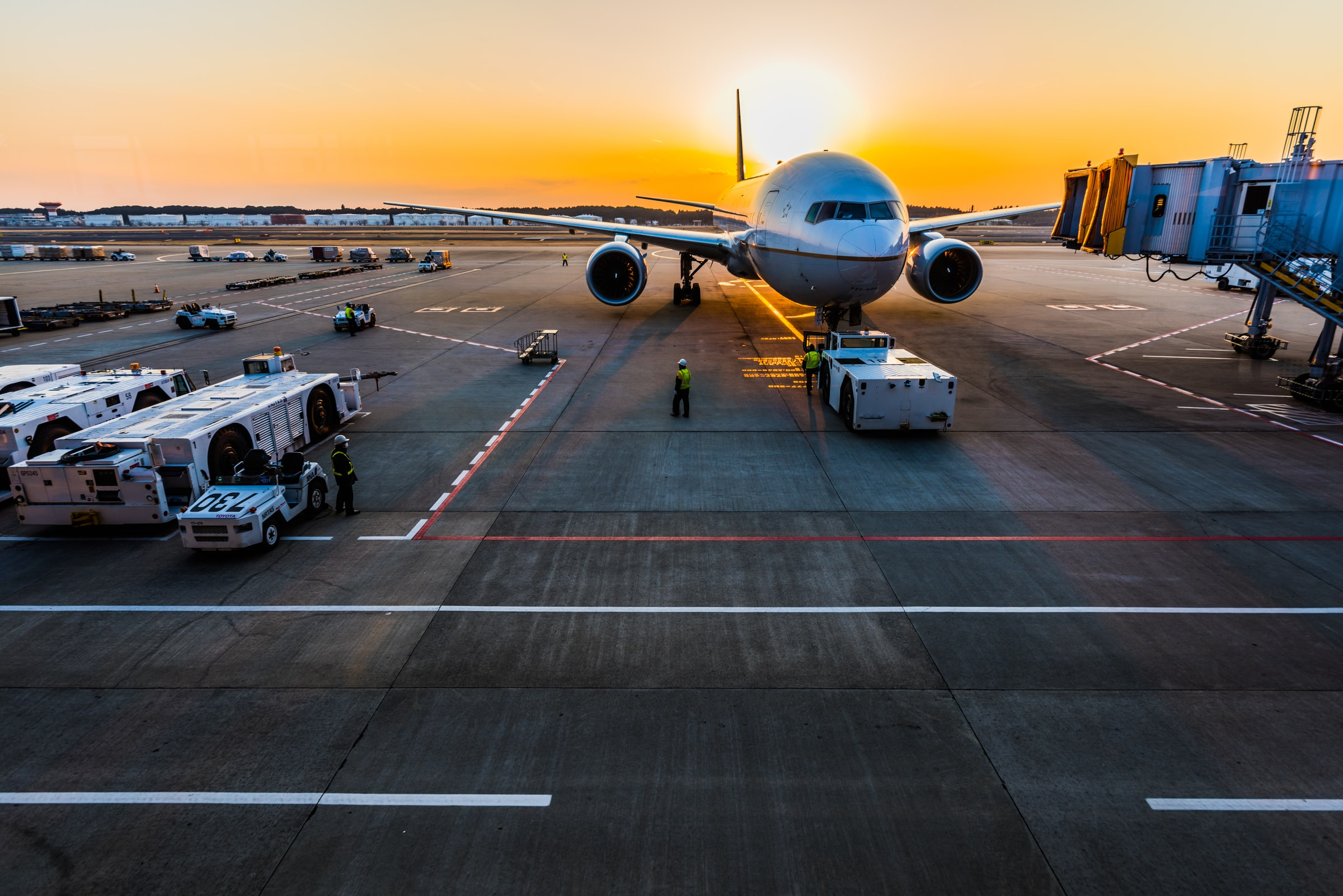 Touchless Technology Revolutionizing the Airport